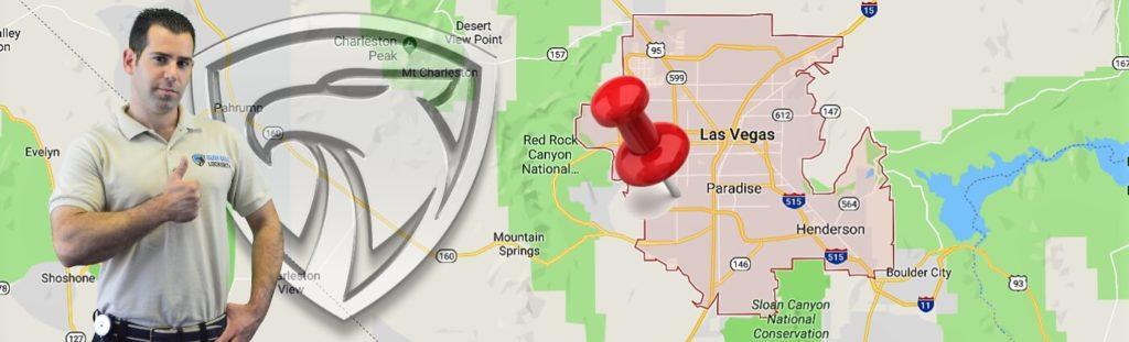 Locksmith Las Vegas NV Service Area